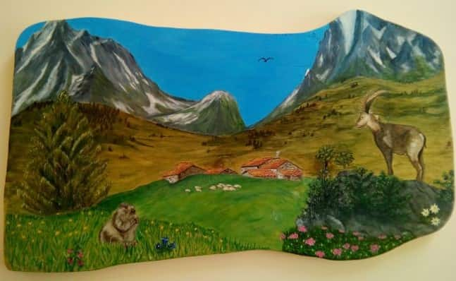 Paysage by Anne-Marie